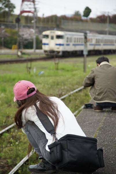 田川情報センター デジカメ講座 鉄道