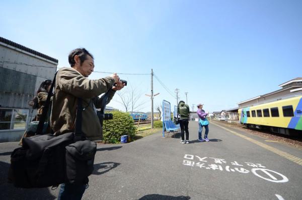 田川郡金田町 鉄道写真 デジカメ講座 へいちく