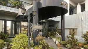 グランドヒルセンターコートホテル エントランス