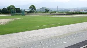 田川市こがねが丘陸上競技場