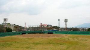 田川市民球場