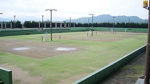 田川市民テニスコート