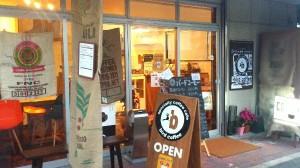 スペシャルティコーヒー&マフィンバードコーヒー 店舗