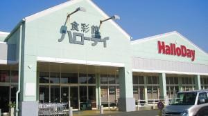 ハローデイ 田川店 外観
