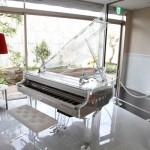 道の駅 おおとう桜街道 ピアノ
