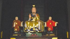 光蓮寺輪蔵附経蔵