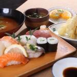 活魚寿司 たちばな ランチ