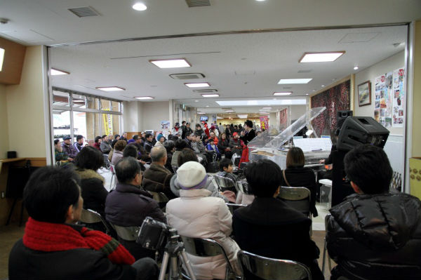 道の駅おおとう桜街道 クリスマスコンサート