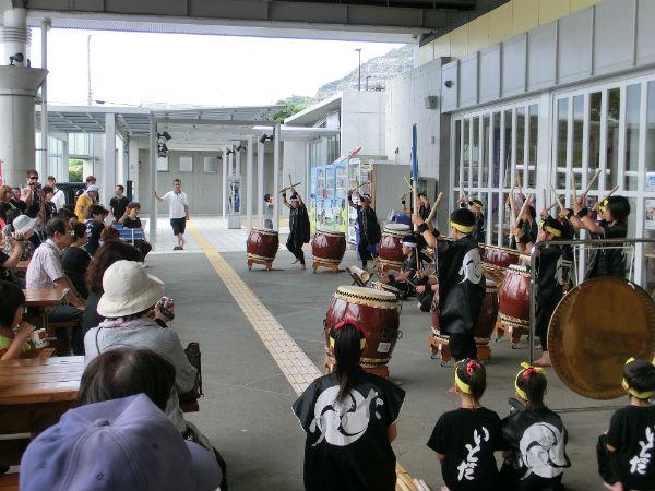 おじゅごんち夏祭り2014