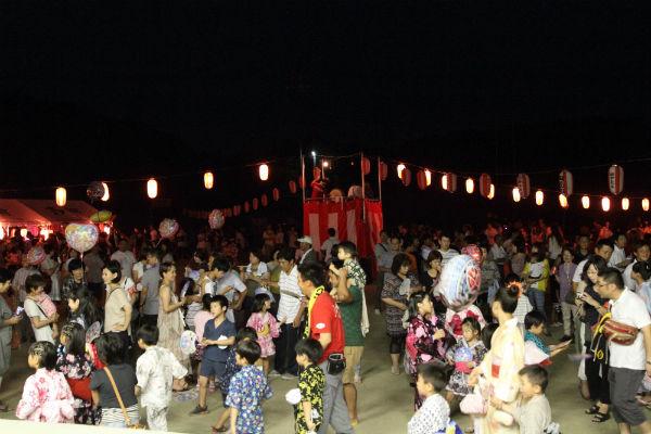 赤村 ザ・夏祭り