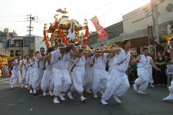 春日神社神幸祭