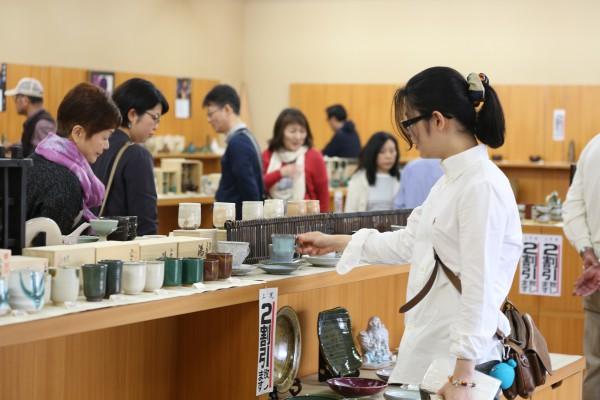 春:上野焼春の陶器祭り