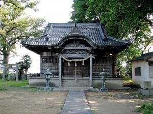 糸田八幡神社