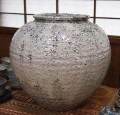 上野焼香春徹山窯