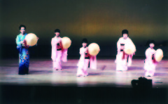 香春町民舞
