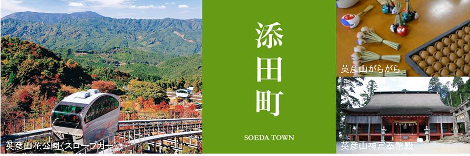 TOP 添田町