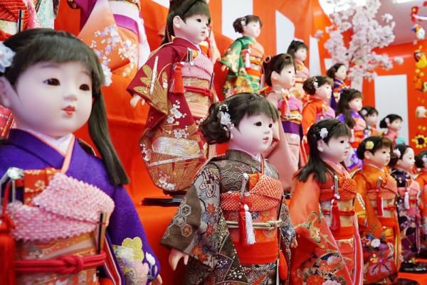 田川市 ひな祭り