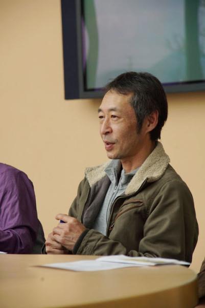 田川高校 先輩 大田先生