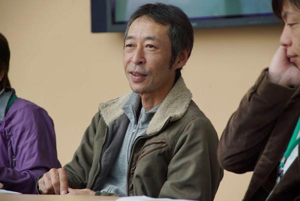 田川高校先輩 大田先生 デジカメ講座