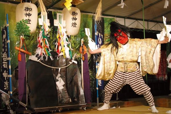 春日神社 岩戸神楽