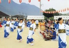 香春盆踊り