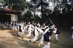 正八幡神社杖楽1