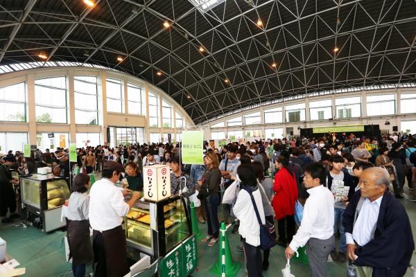 福智スイーツ大茶会2016写真